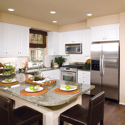 recessed lighting - Home Depot Kitchen Lighting