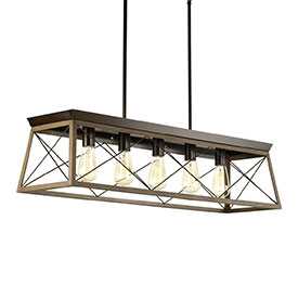 Kitchen Lighting Fixtures & Ideas - The Home Depot