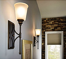 sconce style bedroom lighting - Bedroom Lighting