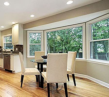 recessed dining room lighting - Breakfast Room Lighting