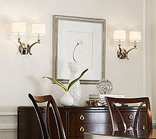 dining room lighting fixtures. Sconce-Style Dining Room Lighting Fixtures M