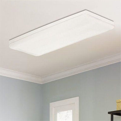 fluorescent fixtures - Led Kitchen Ceiling Lights