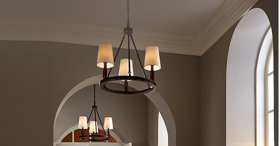 Attractive Hallway And Foyer Lighting Fixtures