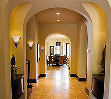 Sconce Style Foyer Lighting