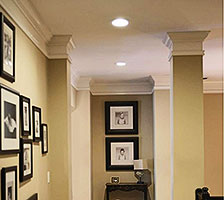 lighting a hallway. Recessed Foyer Lighting A Hallway N