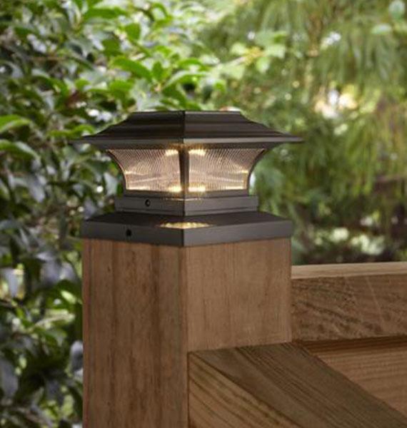Home Depot Deck Lighting: Outdoor Lighting & Exterior Light Fixtures At The Home Depot