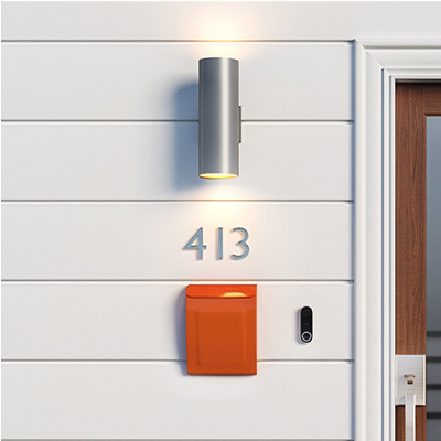 Dusk to Dawn Outdoor Wall Lights