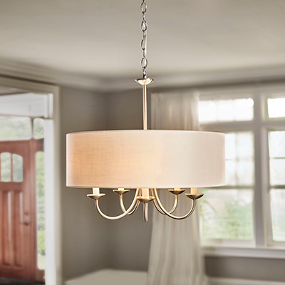 Lighting the home depot dining room lighting mozeypictures Choice Image