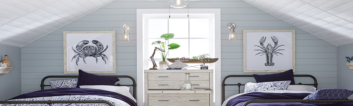 SHIPLAP: TRENDY, WARM & INVITING – Give your room, accent wall or project a warm, rustic update with shiplap