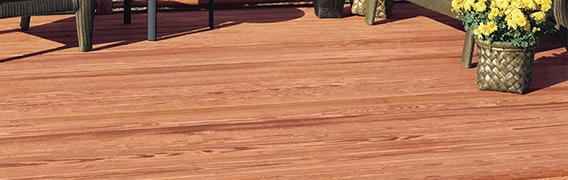 Redwood Pressure Treated Wood