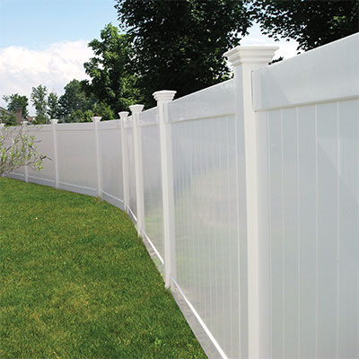 Great Vinyl Fencing