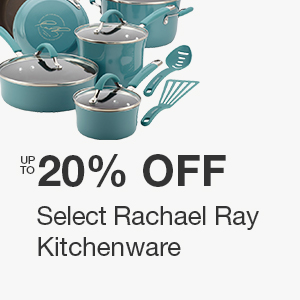 Up to 20% off Select Rachael Ray Kitchenware