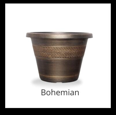 Bohemian Planters