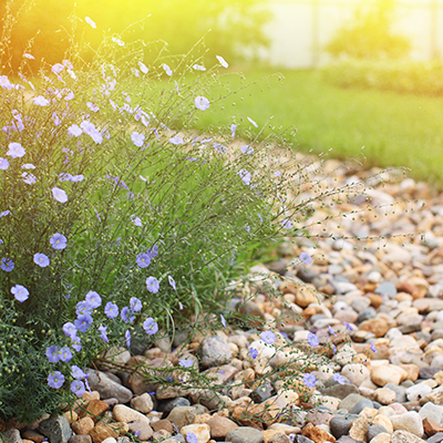 Landscaping Rocks - Landscaping Supplies At The Home Depot