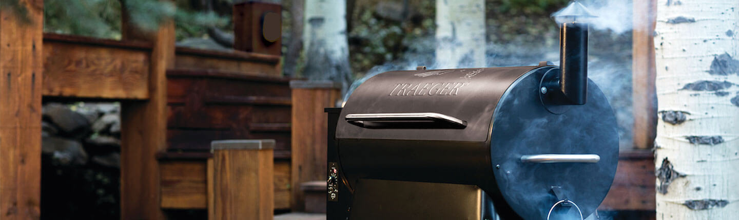 Grilling has never been easier with Traeger