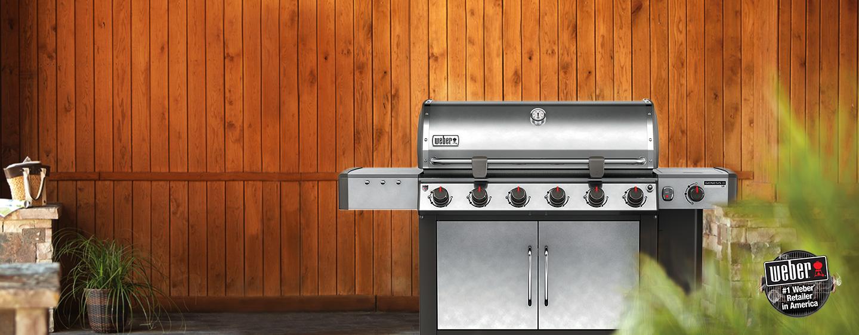 Meet the Weber Genesis® II - The bar has been raised.