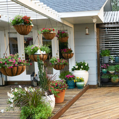Outdoor Ideas & How-To Guides at The Home Depot
