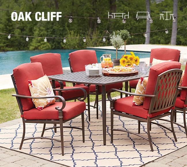 Delicieux Oak Cliff Collection