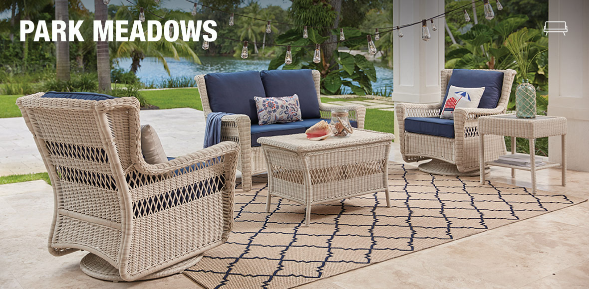 home depot patio furniture create your own patio collection at the home depot 10584