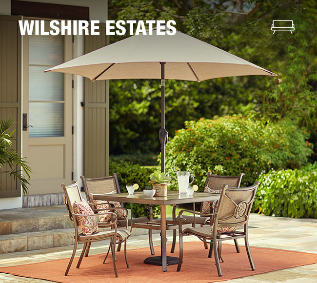 Create your own patio collection at the home depot for Choose your own home