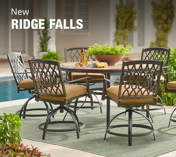 Patio Furniture Gallery At The Home Depot