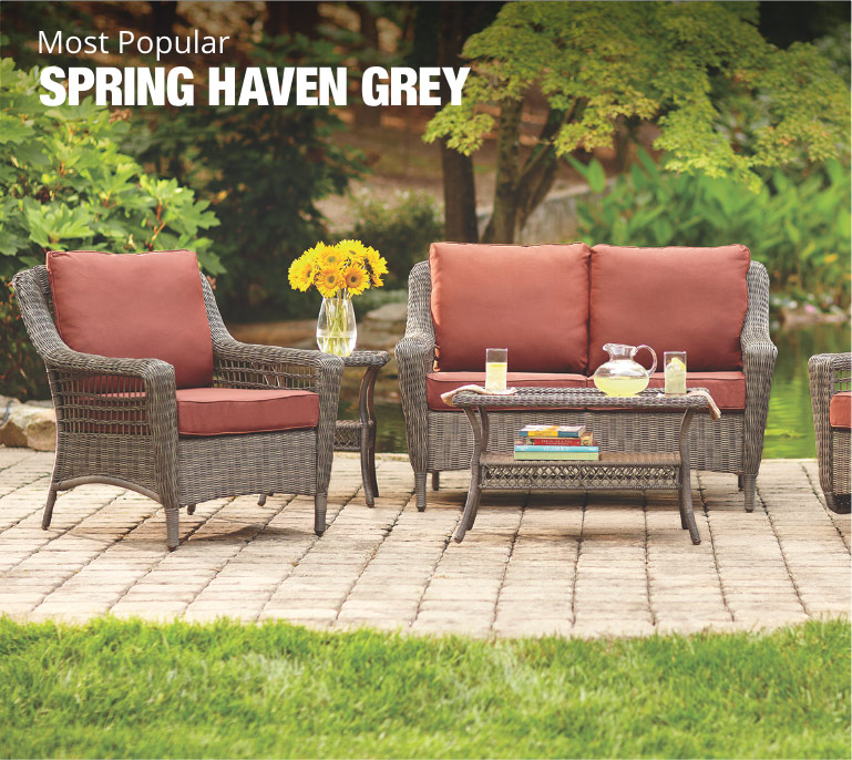 Patio Furniture Gallery At The Home Depot Inspiration Atlanta Outdoor Furniture Creative