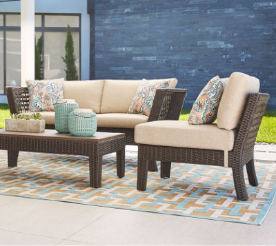 patio furniture for small spaces. Tyler Patio Furniture For Small Spaces I