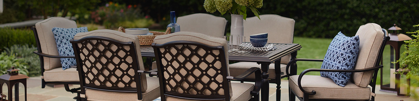 Save on Select Patio Furniture