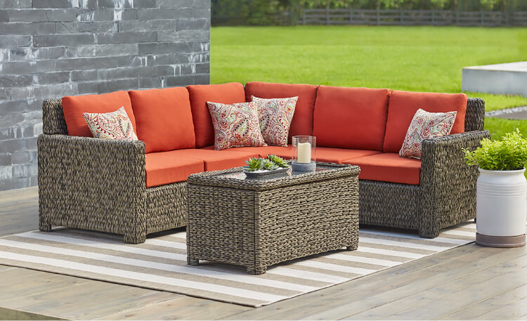 Patio Conversation Sets - Patio Furniture - The Home Depot