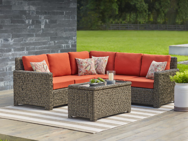 Patio Conversation Sets : backyard table set - pezcame.com