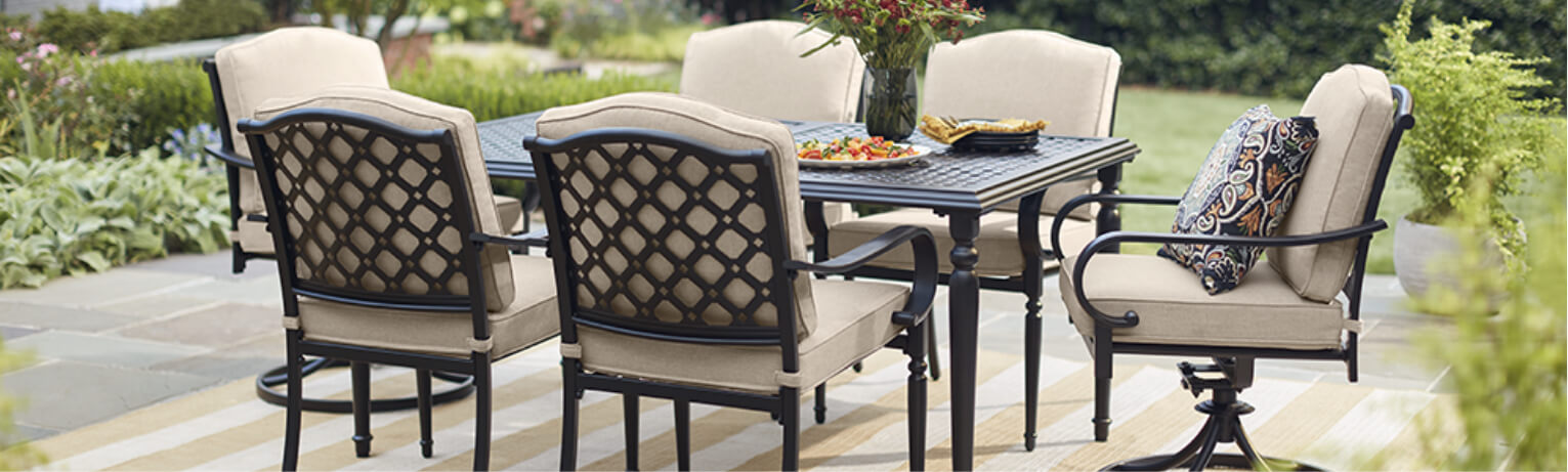 Classic Patio Furniture - Patio Furniture - The Home Depot