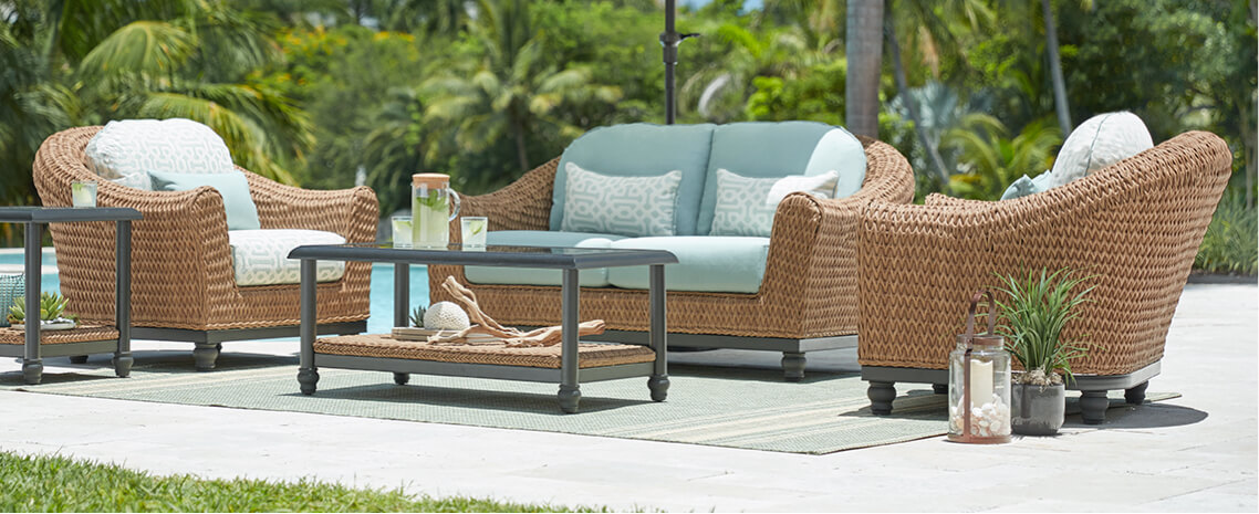 Coastal Patio Furniture - Patio Furniture - The Home Depot