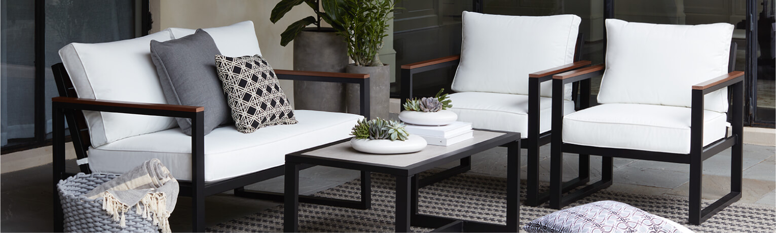 Modern Outdoor Lounge Patio Furniture