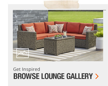 Charming Patio Lounge Furniture Gallery