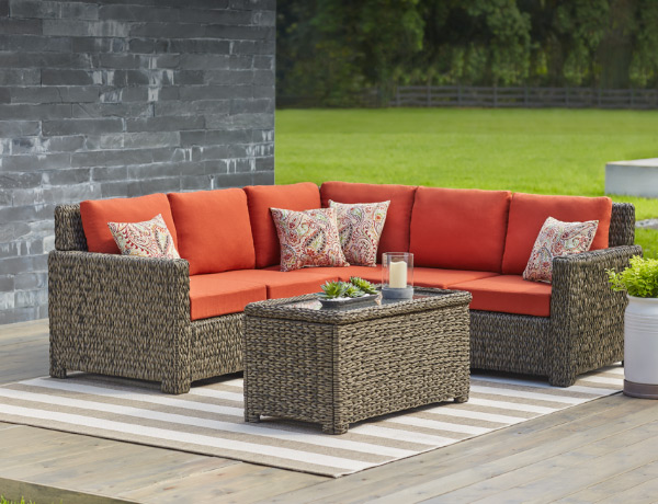 Lounge Patio Set. Outdoor Lounge Furniture ...