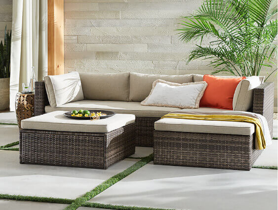 Outdoor Lounge Furniture The Home Depot