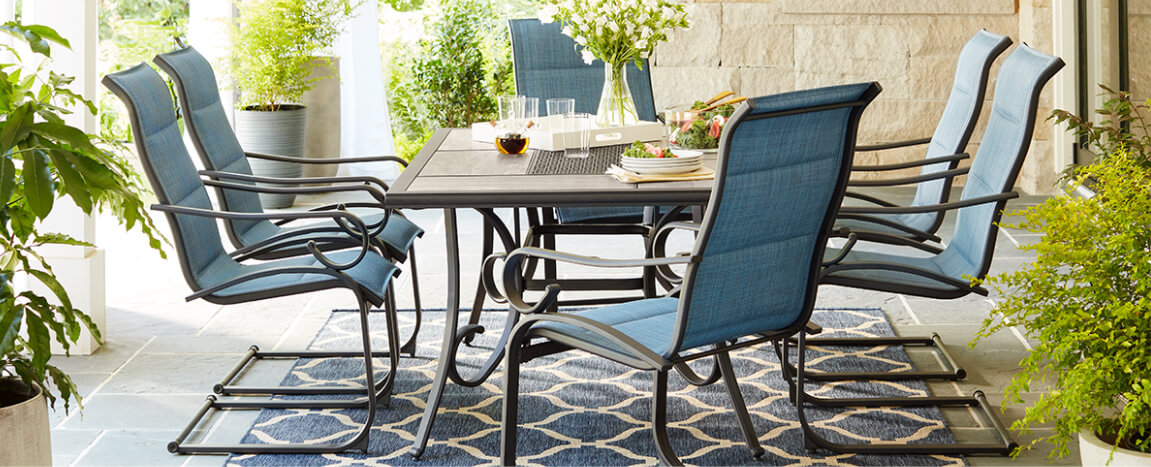 fe7faacf2 Outdoor Dining Furniture - The Home Depot
