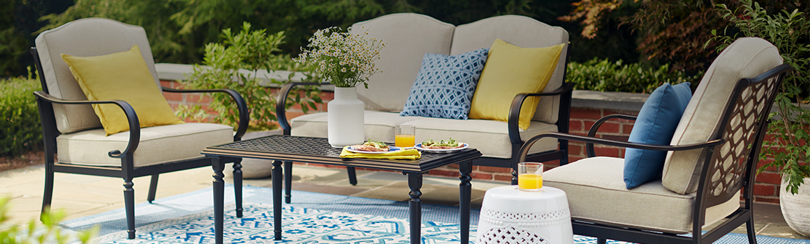 Your Patio. Your Colors. Your Way.