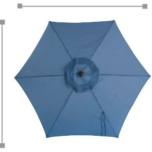 Delightful Large Umbrellas