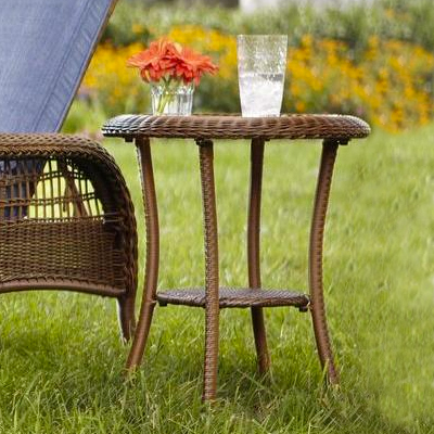 Shop Wicker Patio Tables