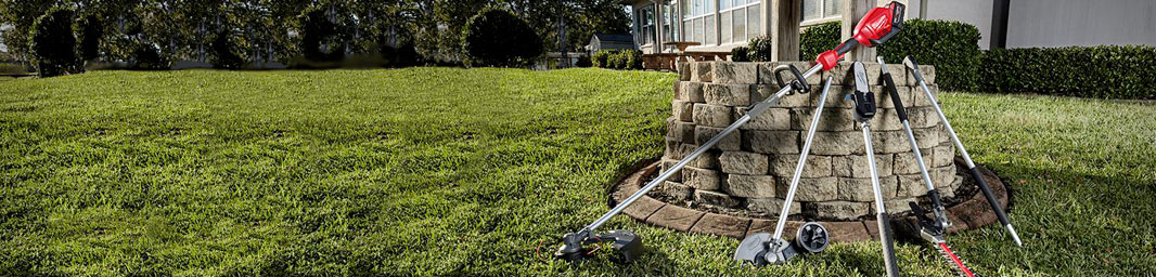Top brands in outdoor power - Maintain your yard with a wide selection of tools.