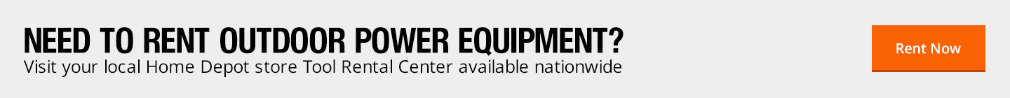 Rent Now Outdoor Power Eqipment