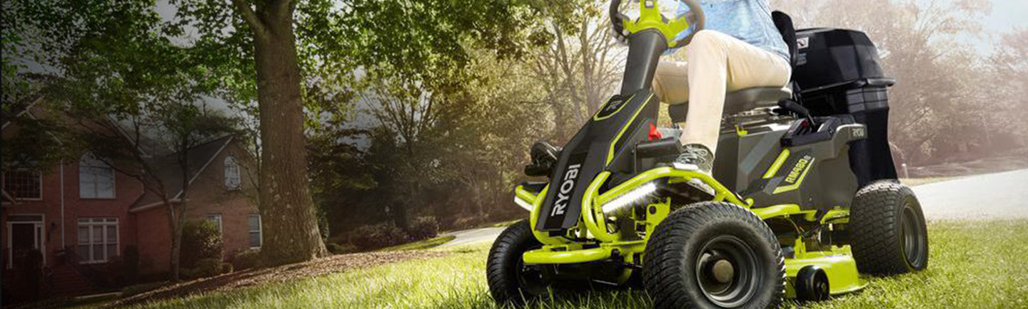 This is the future of mowing. Experience the incredible performance of clean & quiet power.