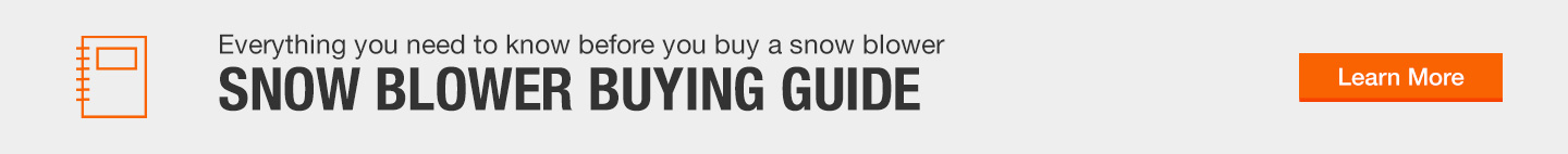 Snow blower buying guide - Everything you need to know before you buy