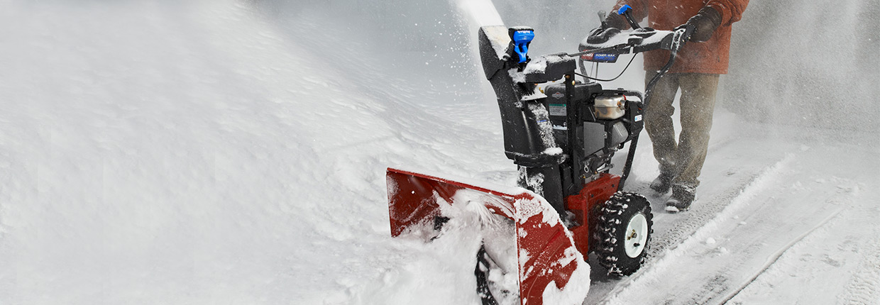 Blower Snow Removal Equipment : Snow removal equipment and tools at the home depot