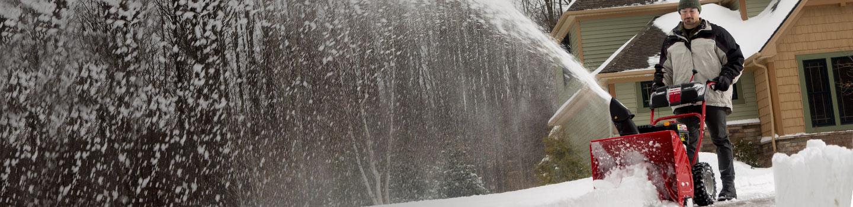 Troy-Bilt® Snow Blower