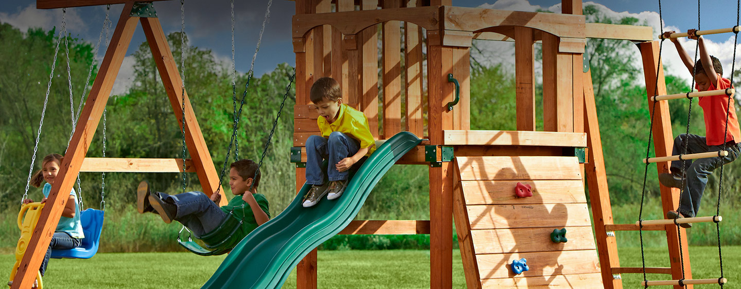 - Playground Sets & Equipment The Home Depot