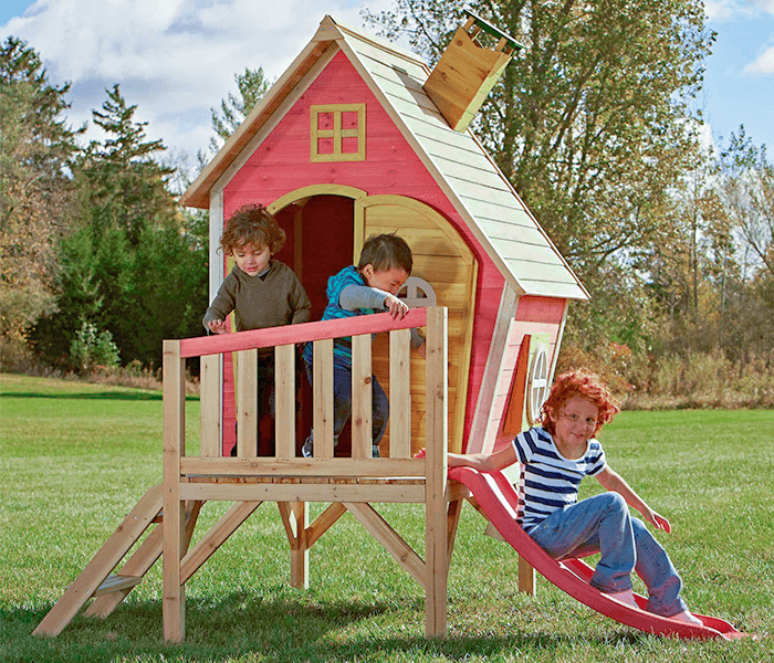 Kids' Playhouses - Playground Sets & Equipment The Home Depot