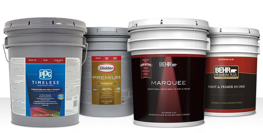 Exterior Paint Color And Trim Paint The Home Depot