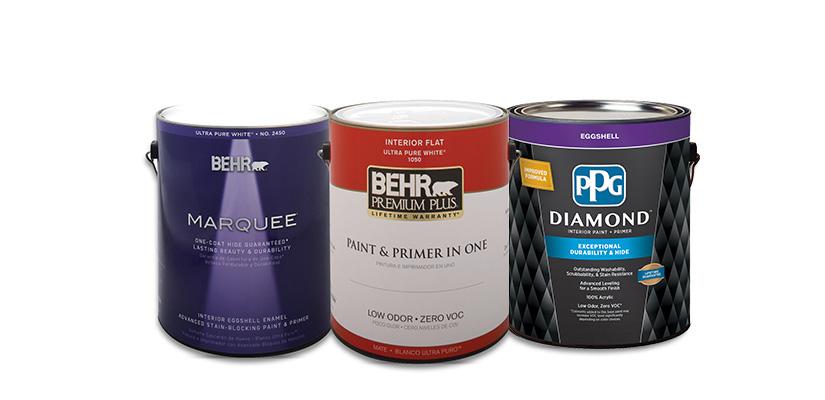 Top Interior Paint Brands